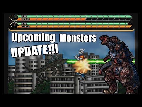 UPCOMING MONSTERS - Godzilla Daikaiju Battle Royale (Gameplay) Future UPDATE