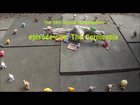 LPS: 58th Hunger Games (Part 1, Cornicopia) DISCONTINUED!!!!!