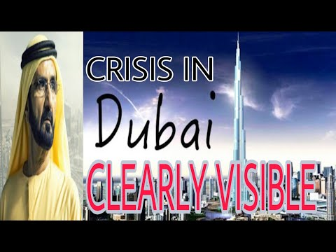 Crisis in Dubai: Indications are Now Clearly Visible