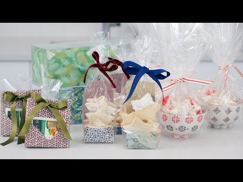 Interior Design – Brilliant Holiday Cookie Wrapping Ideas