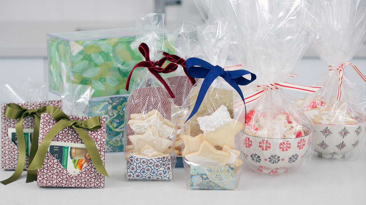 Interior Design – Brilliant Holiday Cookie Wrapping Ideas - YouTube