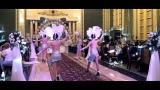 видео Заказать шоу-балет Экспрессия на свадьбу, корпоратив, юбилей. Пригласить на праздник.