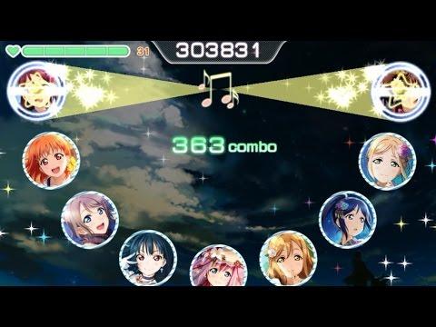【スクフェス】ラブライブ!サンシャイン!! Aqours - 「SKY JOURNEY」EX【Custom Beatmap】