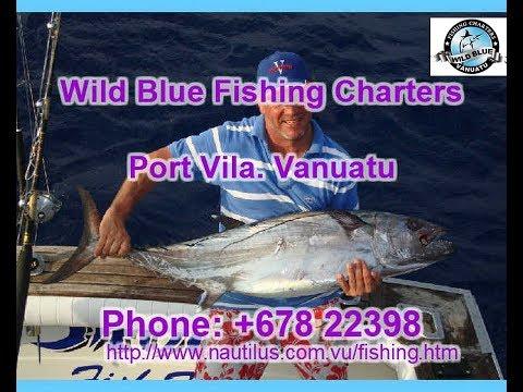 Reef Fishing Port Vila PH:+678 22398