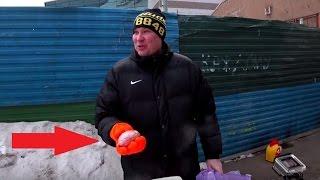 Шилов VS Бычьи яйца Shilov VS Bull balls