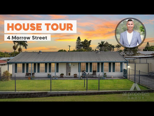 4 Morrow Street, Crestmead    House Tour   Chris Gilmour