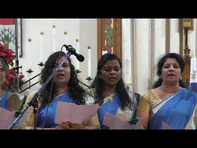 Toronto Tamil Churches - Annual Christmas Program | Part 2
