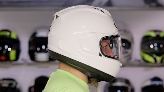 arai corsair x helmet review at revzilla com