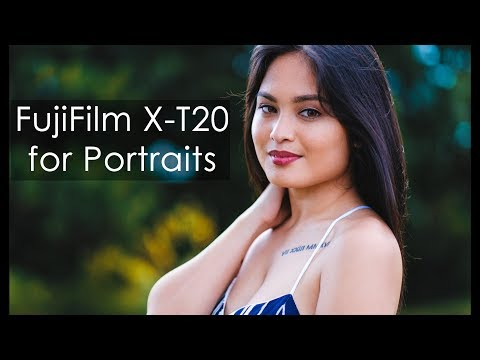 FujiFilm X-T20 for Portraits feat. Guam Model Francheska 4K