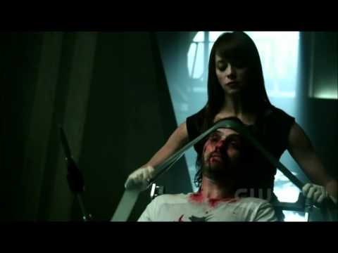 Nikita 2x09: Amanda torture Birkhoff