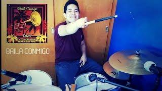 Baila conmigo - Dayvi (Cover/drums)