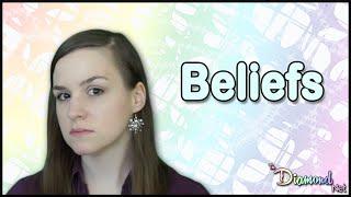 Beliefs -  Awareness of Knowledge vs Belief