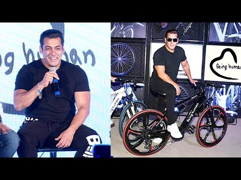 Salman Khan Being Human Electric Cycle Launch Full Video HD