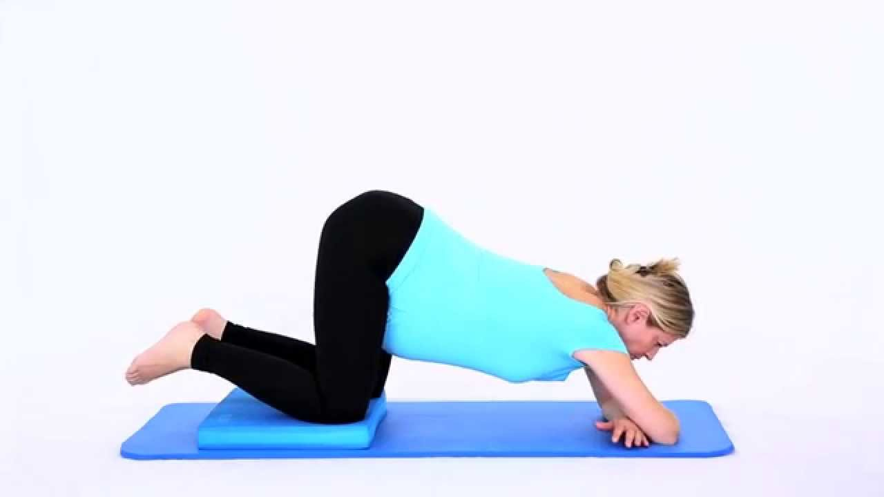 ce8f339dd039 Pregnancy Exercises - Breech baby opening exercise - YouTube