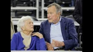 The odds against the marriage of George & Barbara Bush - Doug Wead & Cheryl Casone