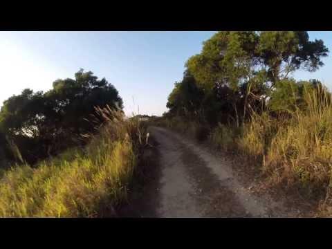Super 8 trail descending section-HD