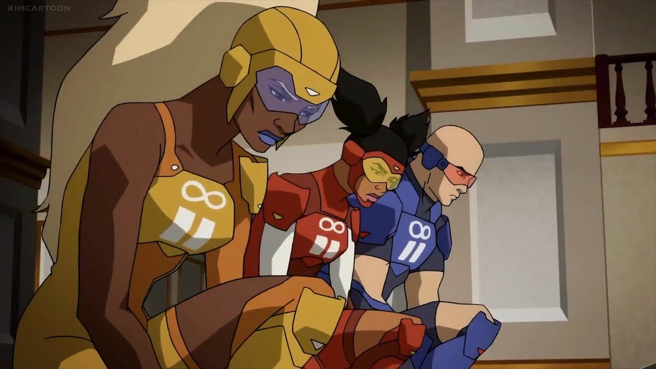 Download Young Justice 3x26 - The New Team | Ending