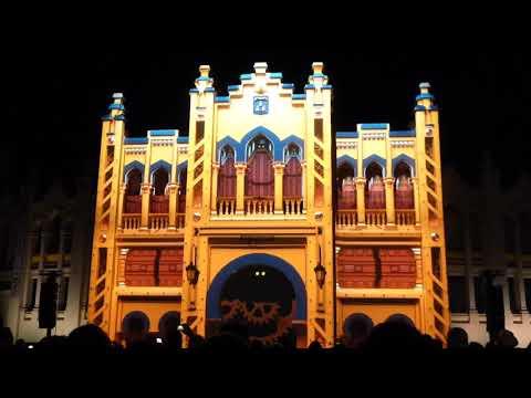 Plaza de Toros - Feria de Albacete - Video Mapping Centenario