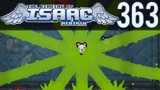Mean Green Beam (The Binding of Isaac Rebirth - Episode 363)