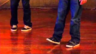 Free Hip Hop Dance Lesson Move 1 - How To Do The James Brown