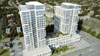 Senses & Rain Condominiums in Oakville Animation Video