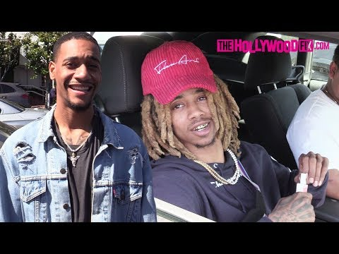 Lil Twist & Lil Za Speak On Justin Bieber, Lil Wayne, Tekashi 6ix9ine & Trippie Redd At Fred Segal