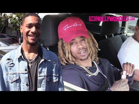 Lil Twist & Lil Za Speak On Justin Bieber, Lil Wayne, Tekashi 6ix9ine & Trippie Redd At Fred Segal