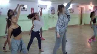 ~Хип-Хоп~  Быть или Не быть/ Провожу урок танца