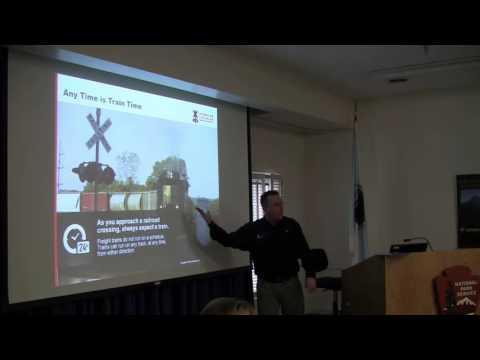 Operation Lifesaver Railroad Safety Program