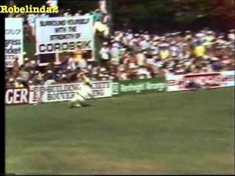 1987 young Allan Donald vs Australia RAREST GOLD ON YOUTUBE!!!