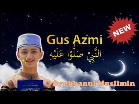 GUS AZMI - ANNABI SHOLLU ALAIH (FUL TEXT) | FUL LIRIK