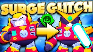 SURGE GLITCH! - Stage 0 To Stage 3 With ONE Super! - Summer of Monsters Update!
