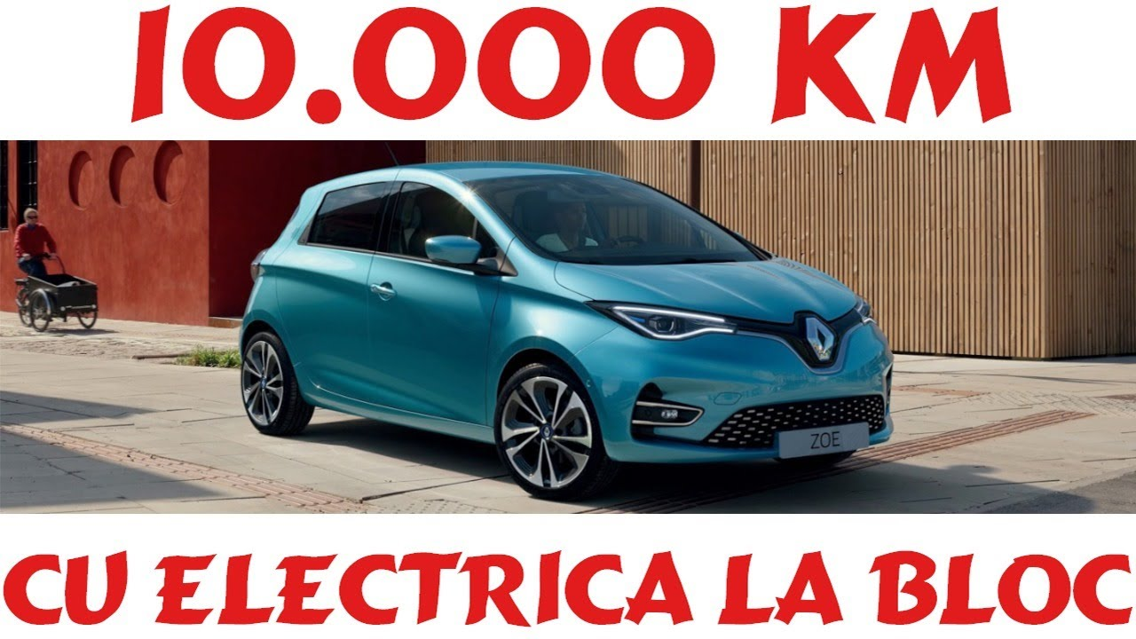 Impresii cu electrica la bloc dupa 10.000 km!