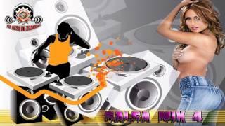 salsa mix 4 - dj gato el maestro