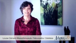 Massage à domicile Montréal, Naturopathe et diététicienne