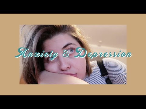 Struggling with Anxiety and Depression