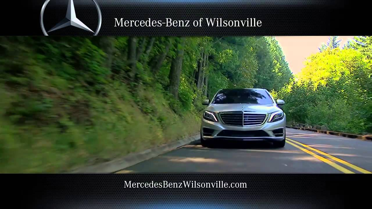 Superb Mercedes Wilsonville Jingle Commercial