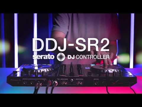 Pioneer DJ DDJ-SR2 Official Introduction