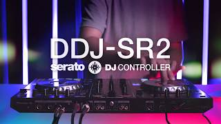 Pioneer DJ DDJ-SR2 Official Introduction