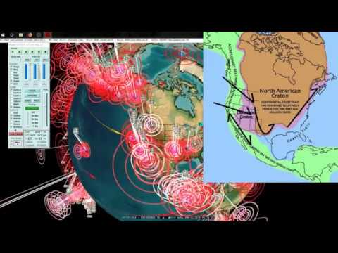 1/21/2018 -- Global Earthquake Forecast -- New deep earthquakes = large activity + Be Prepared