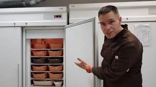 Как организовать холодную расстойку хлеба на закваске в ресторане или кафе