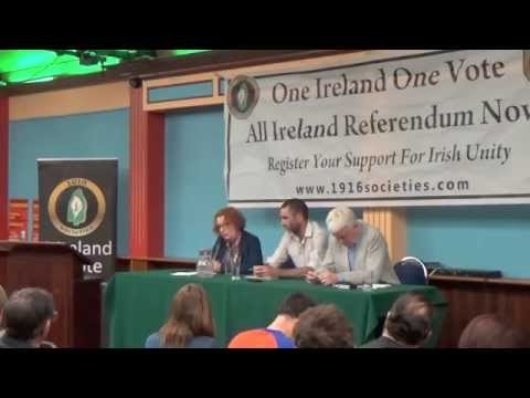 1916 Rising - A good or bad thing for Ireland - Public Debate