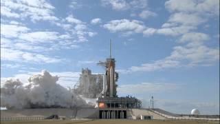 Propulsion fusée NASA