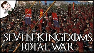 LANNISTER INVASION! Seven Kingdoms Total War Gameplay
