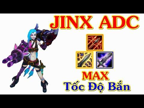 Jinx ADC Max Tốc Độ Đánh Bắn Như Cái Máy | Trâu Best Udyr