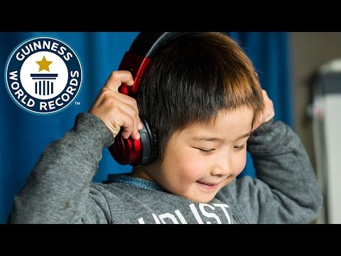Youngest DJ – Guinness World Records