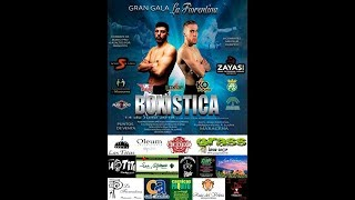 Velada de boxeo el sábado en la Ciudad Deportiva