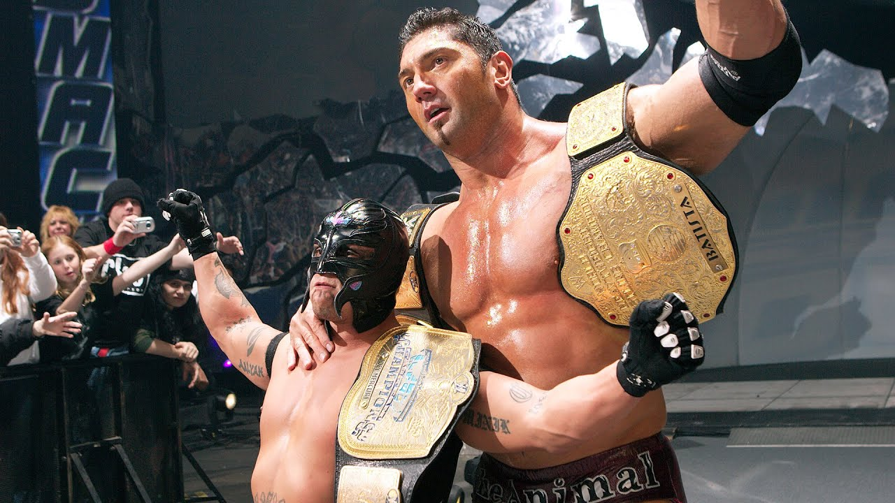 Batista on his favorite SmackDown memories