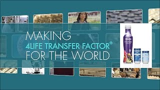 Making 4Life Transfer Factor® for the World screenshot 1