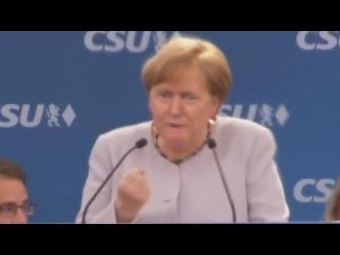 Merkel Trump Deepfake from YouTube · Duration:  46 seconds